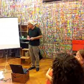 Conferencia de Miguel Castro