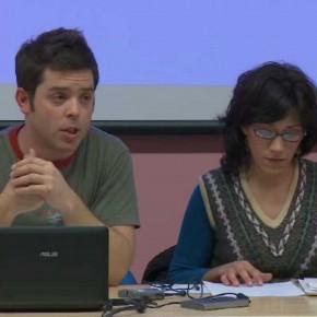 Tximeleta en el II Seminario de Innovación Educativa, UPNA 2013