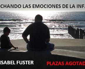 """Taller con Isabel Fuster, """"Escuchando las emociones de la infancia"""""""
