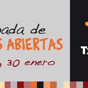 JORNADA DE PUERTAS ABIERTAS Sábado, 30 de enero 10:00 h.