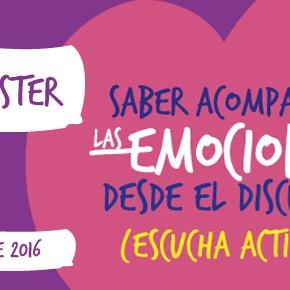 """Taller con Isabel Fuster: """"SABER ACOMPAÑAR LAS EMOCIONES DESDE EL DISCURSO"""" (ESCUCHA ACTIVA)"""