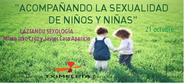 ACOMPAÑANDO LA SEXUALIDAD DE NIÑAS Y NIÑOS