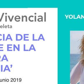 """Taller Vivencial a cargo de Yolanda González: """"Vivencia de la muerte en la primera infancia"""""""