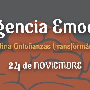 Curos: INTELIGENCIA EMOCIONAL. Impartido por Cristina Antoñanzas (transformandonos.com)