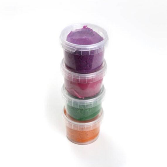 pasta-de-modelar-natural-bio-vegana-neogrun-rosa-violeta-verde-y-naranja_2