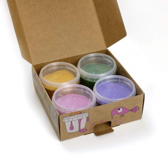 pintura-de-dedos-natural-bio-vegana-neogrun-rosa-violeta-amarillo-y-verde_3
